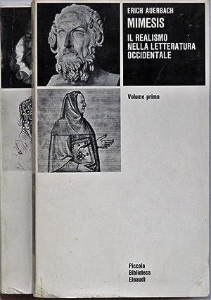 MIMESIS. Il realismo nella letteratura occidentale.: Auerbach Erich