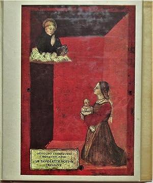LE TAVOLETTE VOTIVE ITALIANE (XV-XX secolo).: Ciarrocchi Arnoldo, Mori