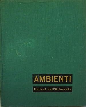 AMBIENTI ITALIANI DELL'OTTOCENTO.: Brosio Valentino