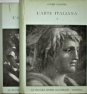L'ARTE ITALIANA.: Chastel André
