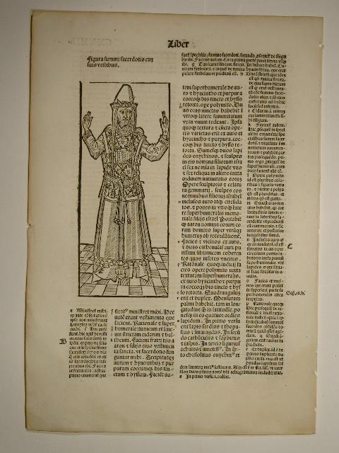 Biblia mit Postilla des Nicolaus de Lyra