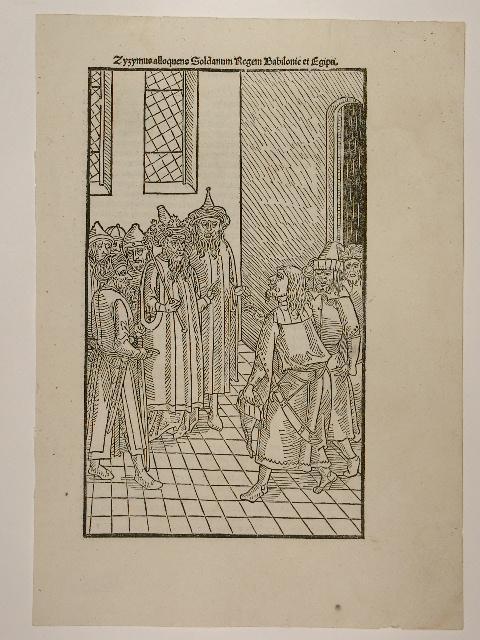 Historiae (Rhodiorum historia) (GW 6003, H 4368a,: Guillelmus Caoursin: