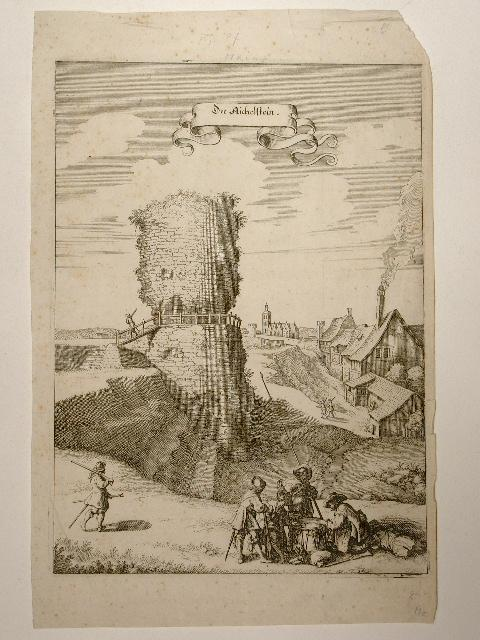 Topographia Archiepiscopatuum Moguntinensis, Trevirensis et Coloniensis: Ansicht: Matthäus Merian d.