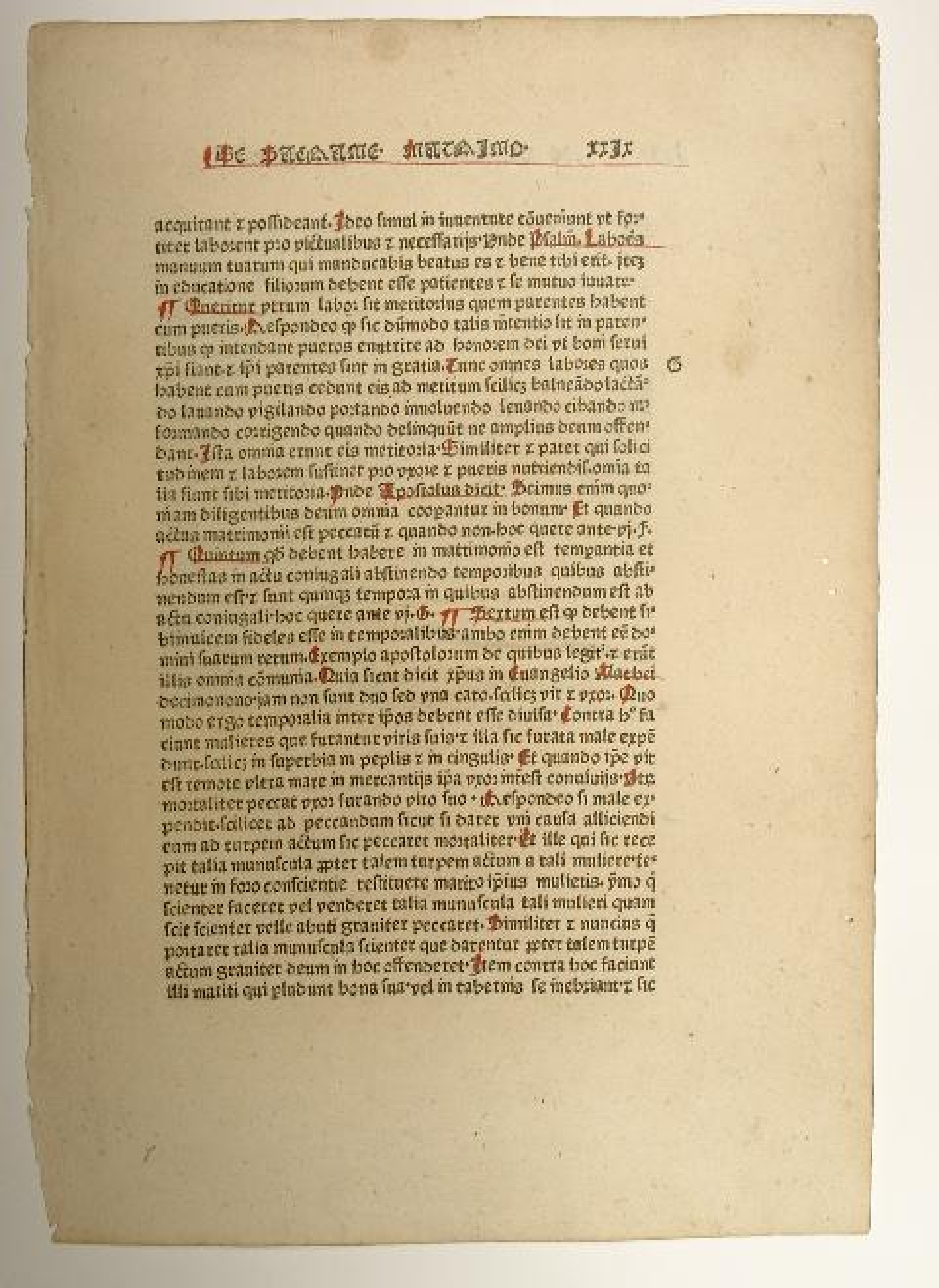 Liber discipuli de eruditione Christifidelium. (GW 12328,: Johannes Herolt: