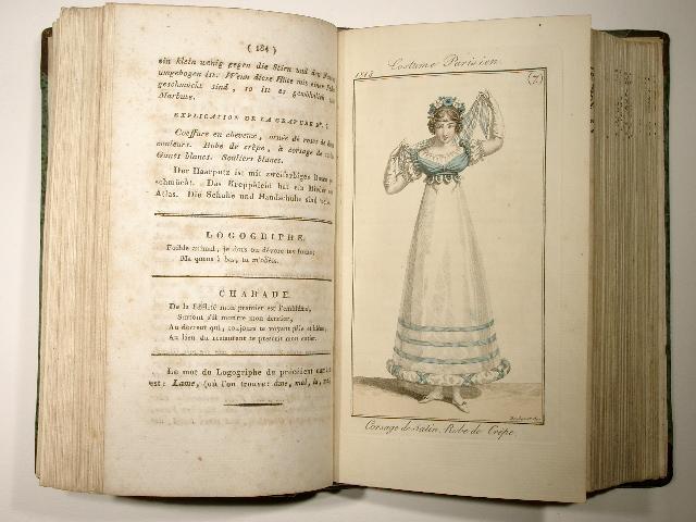 Journal des Dames et des Modes 1818.: P. A. Leboux
