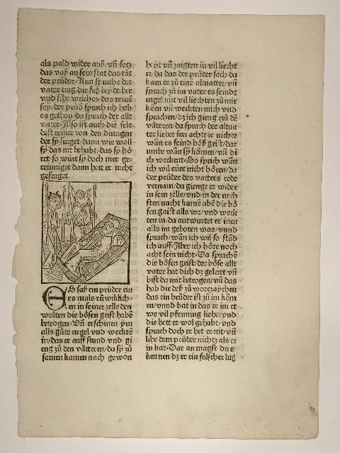 Vitas patrum, deutsch. Leben der heiligen Altväter.: Hieronymus, Sophronius Eusebius: