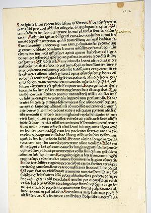 Legenda aurea (GW M11168, C6387), Blatt cclxxxx: Jacobus de Voragine: