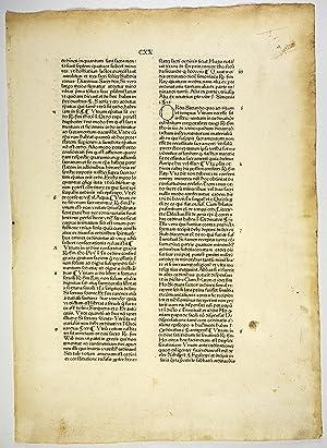 Summa de casibus conscientiae. (GW 3453, H: Bartholomäus de Sancto