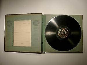 12 Schellack-Platten im Original Electrola Ordner mit