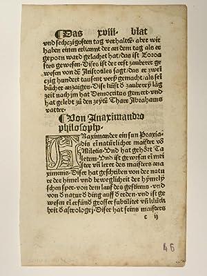 De vita et moribus philosophorum (deutsch Anton: Gualtherus Burlaeus (Walter