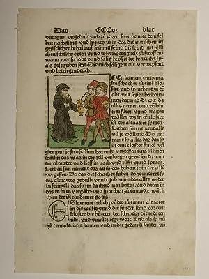 Vitas patrum, deutsch (Leben der heiligen Altväter).: Hieronymus (Sophronius Eusebius):