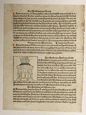 Fasciculus temporum, niederl. (GWM 38760, HC 6946).: Werner Rolevinck: