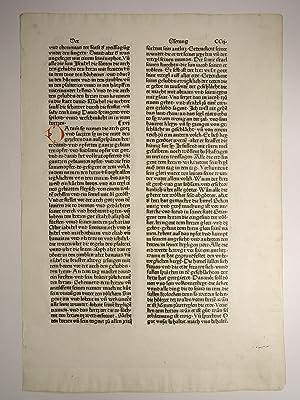 Biblia, deutsch. 6. deutsche Bibel (GW 4300,