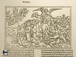 Biblia, niederdeutsch, mit Glossen zu einzelnen Büchern