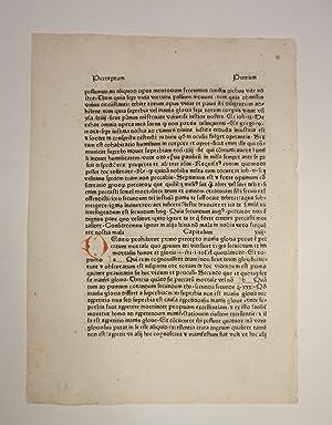 Praeceptorium divinae legis. (GWM 26907, H 11789).: Johannes Nider: