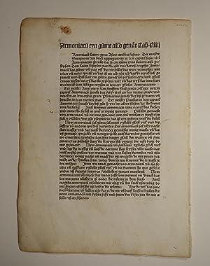 Gart der Gesundheit (GWM 9766, Hain 8948).: Johann von Cube