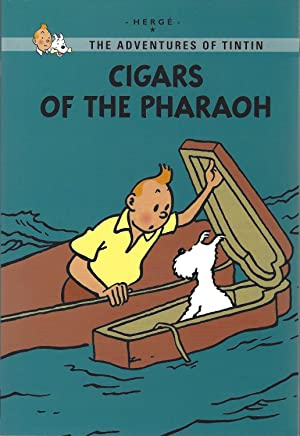 Cigars of the Pharaoh (Tintin Young Readers)