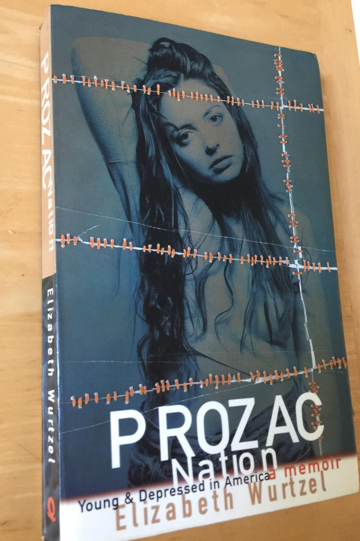 Prozac Nation Book