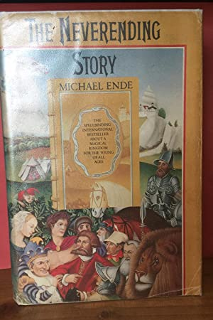The Neverending Story: Ende, Michael illustrated
