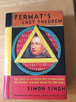 Fermat's Last Theorem: Singh, Simon