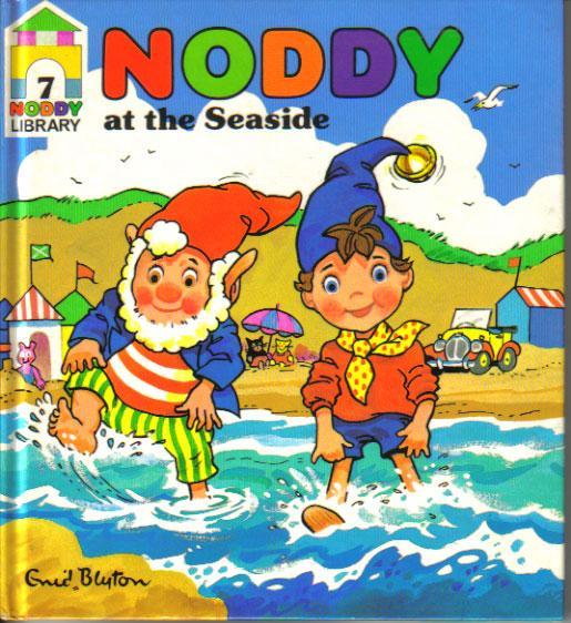 Noddy At The Seaside Enid Blyton