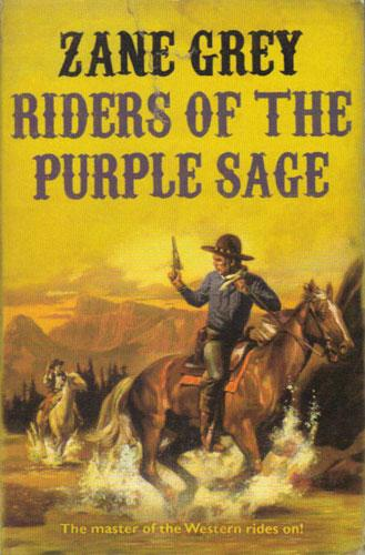 Image result for riders of the purple sage book