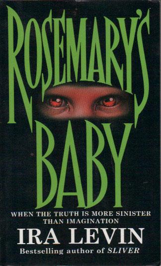 Image result for rosemary's baby book cover