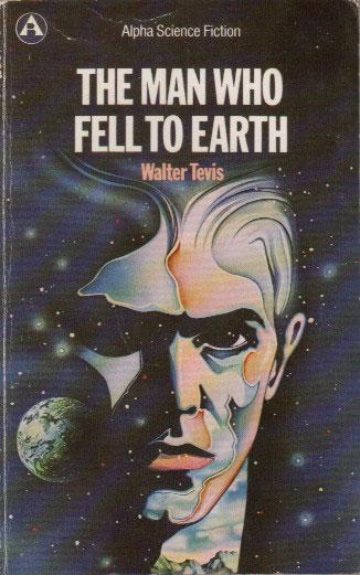 The man who fell to earth book cover — photo 1