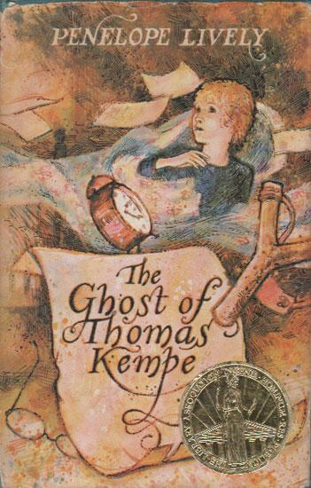 Image result for penelope lively ghost of thomas kempe