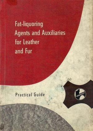 FAT-LIQUORING AGENTS AND AUXILIARIES FOR LEATHER AND FUR