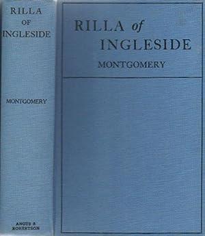 RILLA OF INGLESIDE.: L.M. Montgomery
