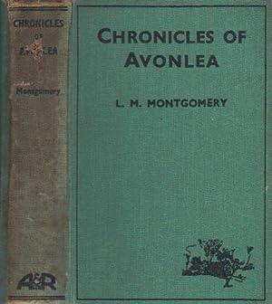 CHRONICLES OF AVONLEA LM Montgomery