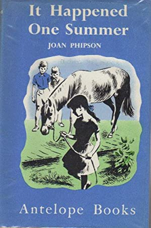 IT HAPPENED ONE SUMMER: Joan Phipson