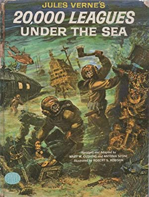 JULES VERNE'S 20,000 LEAGUES UNDER THE SEA.: Abridged and Adapted