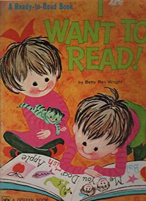 I WANT TO READ!: Betty Ren Wright