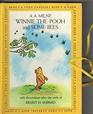 WINNIE THE POOH AND SOME BEES Pop-up Book.: A.A. Milne.
