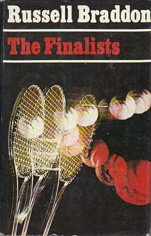 THE FINALIST: Russell Braddon