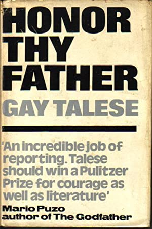 HONOR THY FATHER: Gay Talese