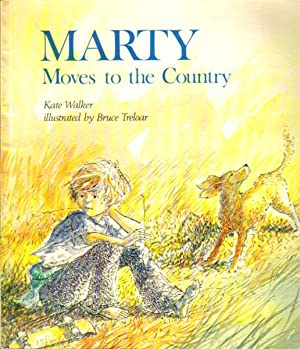 MARTY MOVES TO THE COUNTRY: Kate Walker