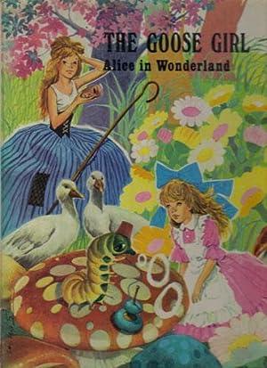 THE GOOSE GIRL & ALICE IN WONDERLAND.: Jose Luis Macias.