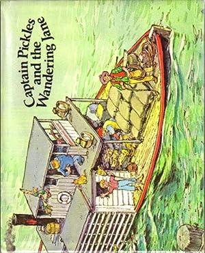 CAPTAIN PICKLES AND THE WANDERING JANE: Peter Dargin. Editor.