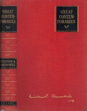 GREAT CONTEMPORARIES.: Winston S. Churchill