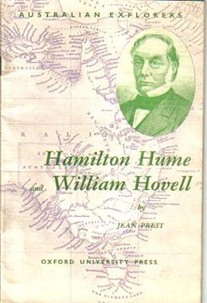 HAMILTON HUME & WILLIAM HOVELL: Jean Prest