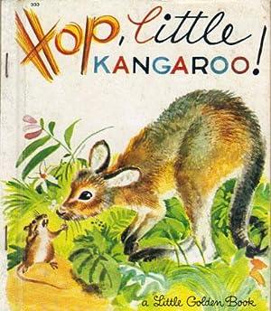 HOP, LITTLE KANGAROO.: Patricia Scarry