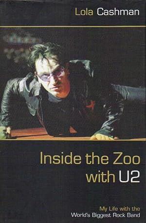 INSIDE THE ZOO WITH U2.: Lola Cashman.
