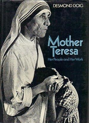 MOTHER TERESA.: Desmond Doig.