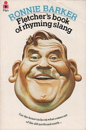 FLETCHER'S BOOK OF RHYMING SLANG.: Ronnie Barker