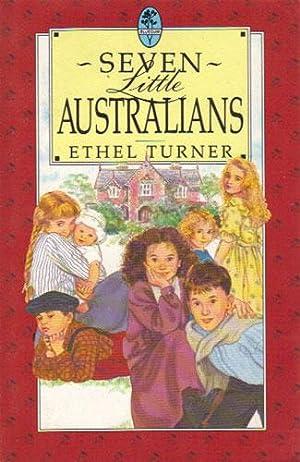 SEVEN LITTLE AUSTRALIANS.: Ethel Turner