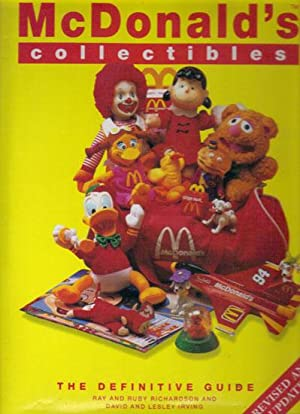 MCDONALD'S COLLECTIBLES.: Ray and Ruby
