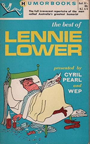 THE BEST OF LENNIE LOWER: Cyril Pearl
